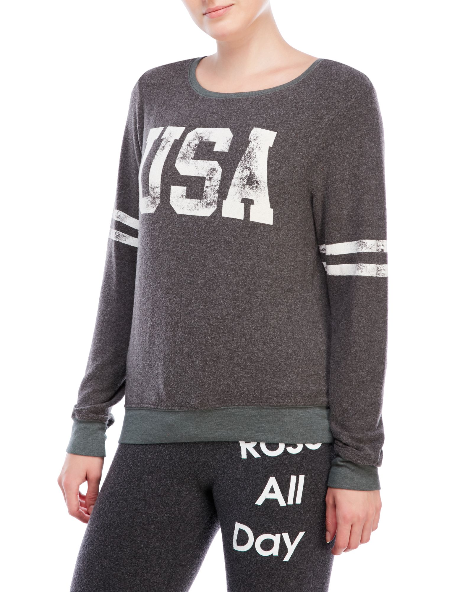 db139d114c992 Wildfox Team USA Baggy Beach Jumper   *Apparel & Accessories ...