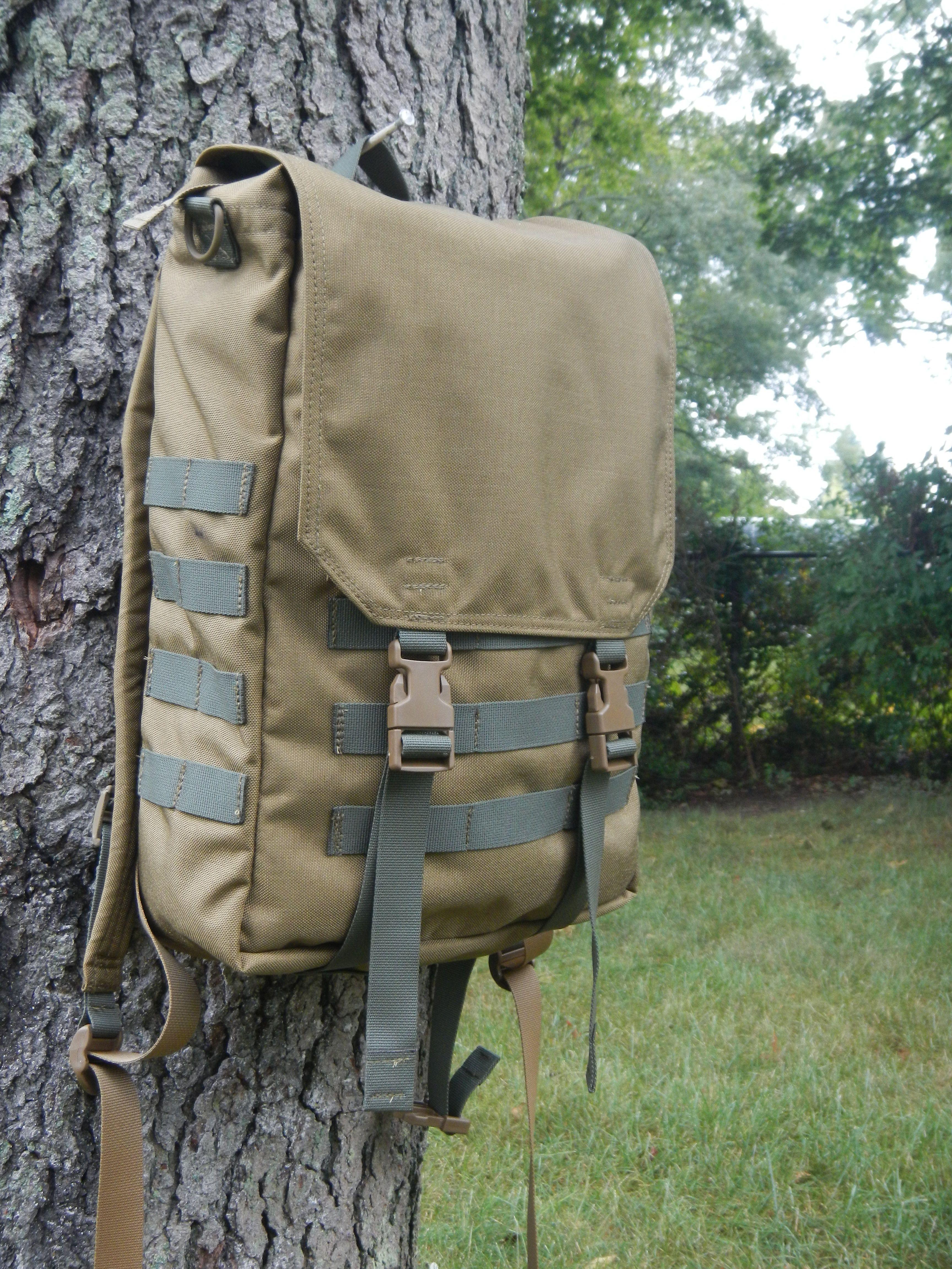 30e260a5276c The Hidden Woodsmen - Day Ruck. Simple and elagant bushcraft pack ...