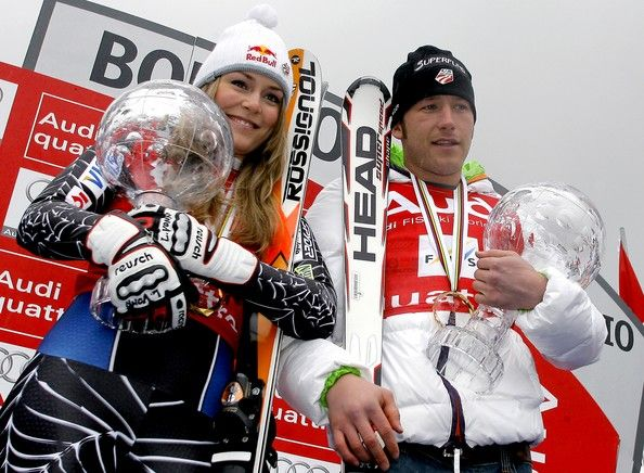 bode miller - and  lindsey vonn