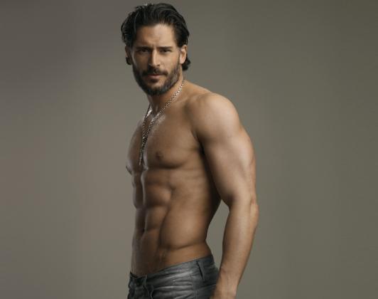 Joe Manganeillo - sexiest werewolf, ever!