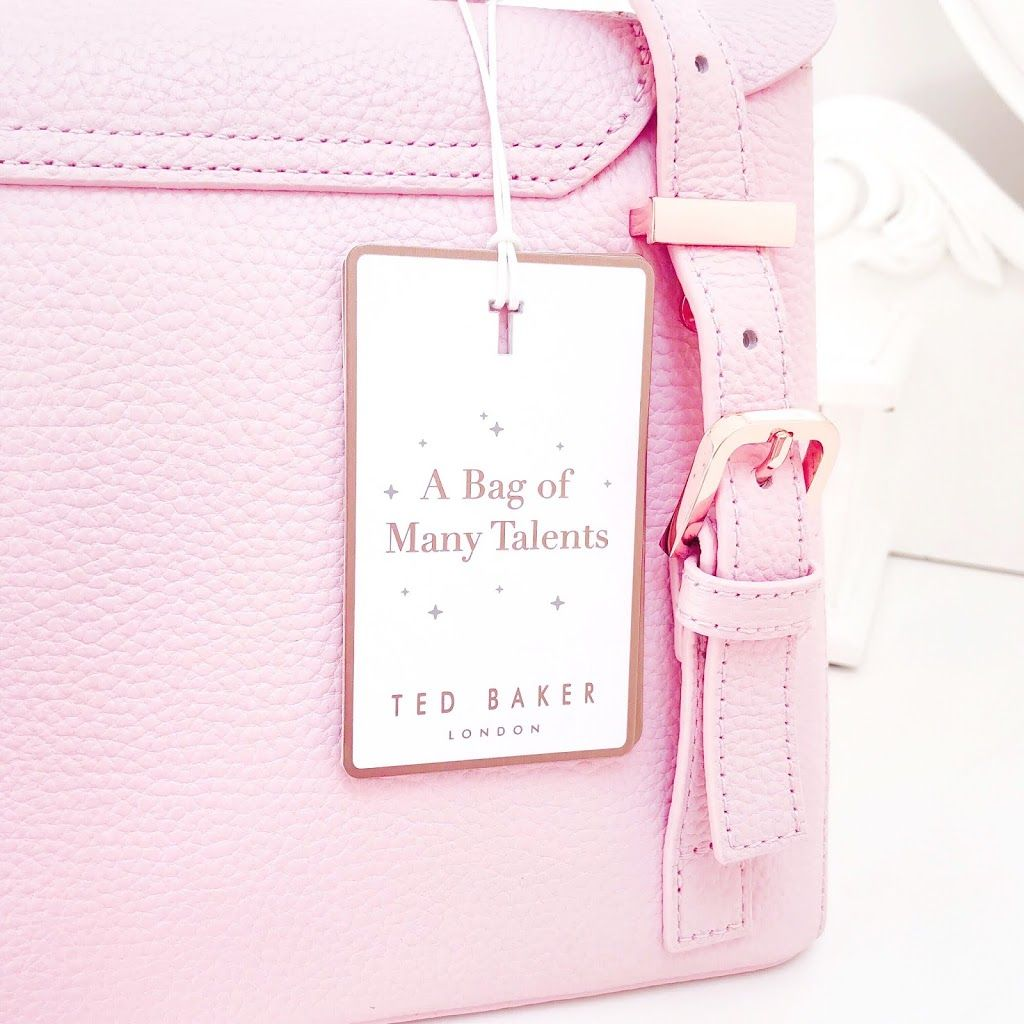 f08482641d2 Ballerina Pink & Ruffles: My Girly New Ted Baker Handbag | girly ...