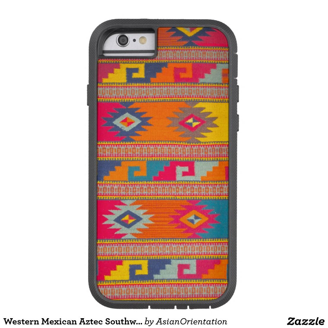 Western Mexican Aztec Southwestern Native American Tough Xtreme iPhone 6 Case