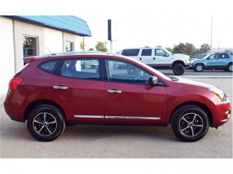 2014 Nissan Rogue Select 15500 ONLY 11K MILES! Under