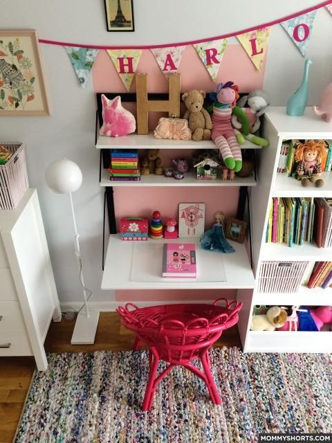 The ultimate small shared bedroom for two growing girls for Sibling bedroom ideas