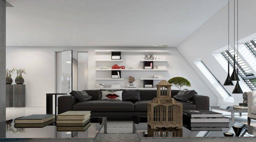 Apartment in Dusseldorf by Ando Studio 03