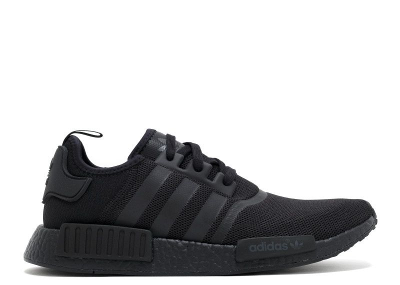 NMD Pitch Black Unboxing Review | Martha Sneakers | Beat Adidas NMD\u0026ULTRA  BOOST Cheap On Sale | Pinterest | Nmd