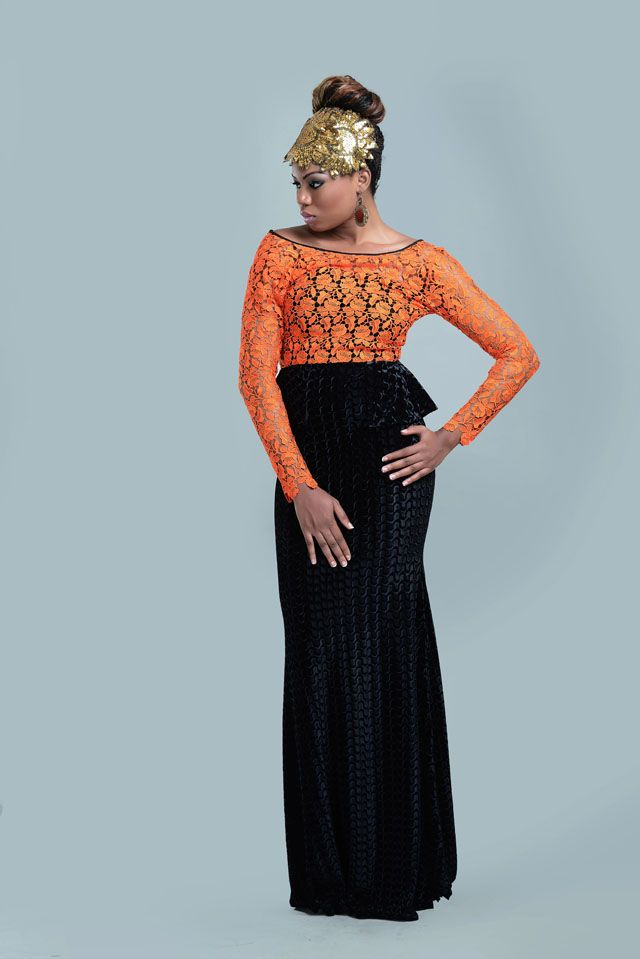 nigerian styles with lace dresses #AfricanWeddings #Africanprints #Ethnicprints #Africanwomen #africanTradition #AfricanArt #AfricanStyle #AfricanBeads #Gele #Kente #Ankara #Nigerianfashion #Ghanaianfashion #Kenyanfashion #Burundifashion #senegalesefashion #Swahilifashion DKK