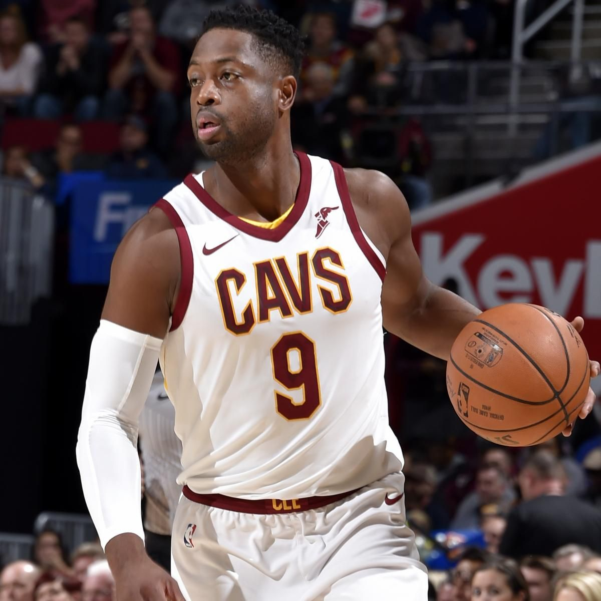 Dwyane Wade: 'Nobody Afraid' to Play Cavs, 'Teams Come in Here