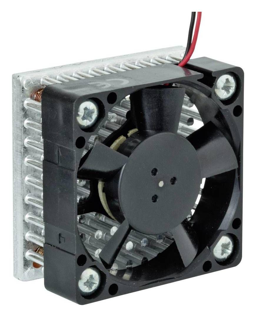 Ventilateur Axial Sepa Hxb40h12 Bli 12 V Dc L X L X H 40 X 40 X