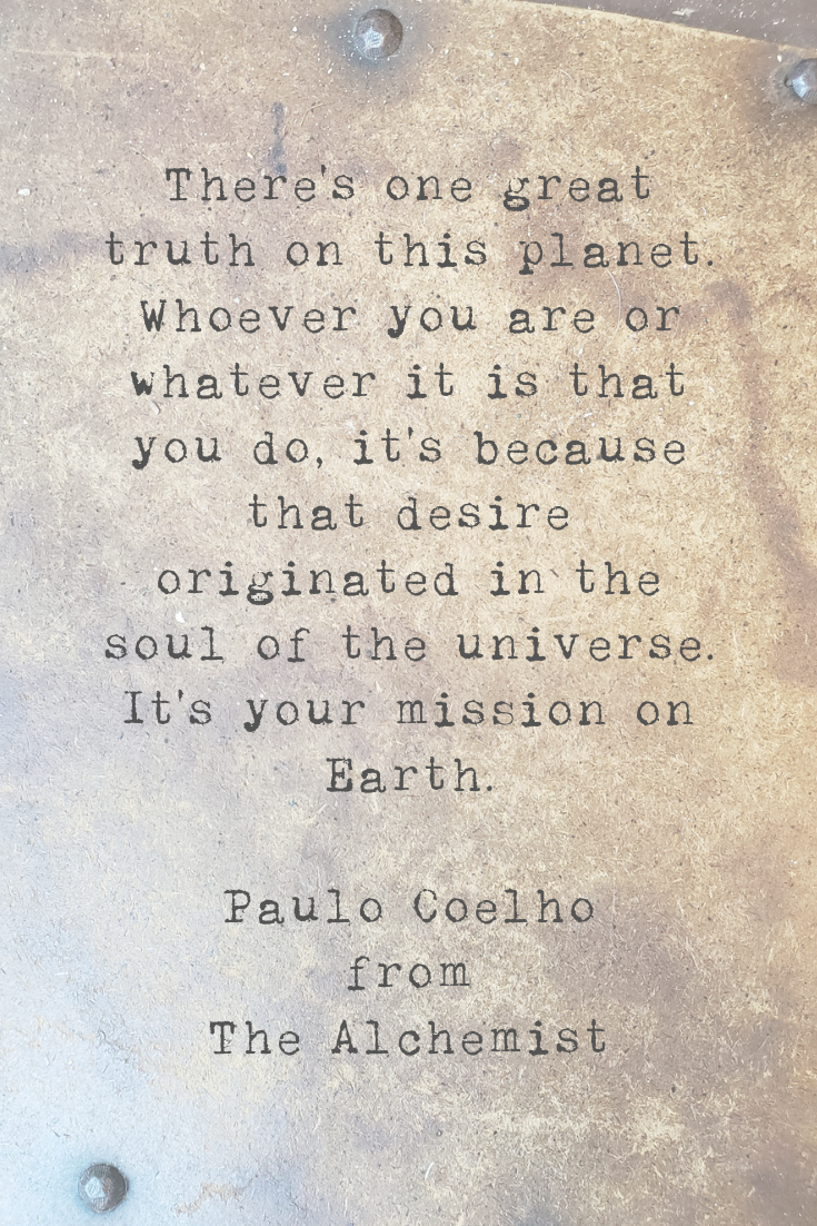 Quotes From The Alchemist by Paulo Coelho Books