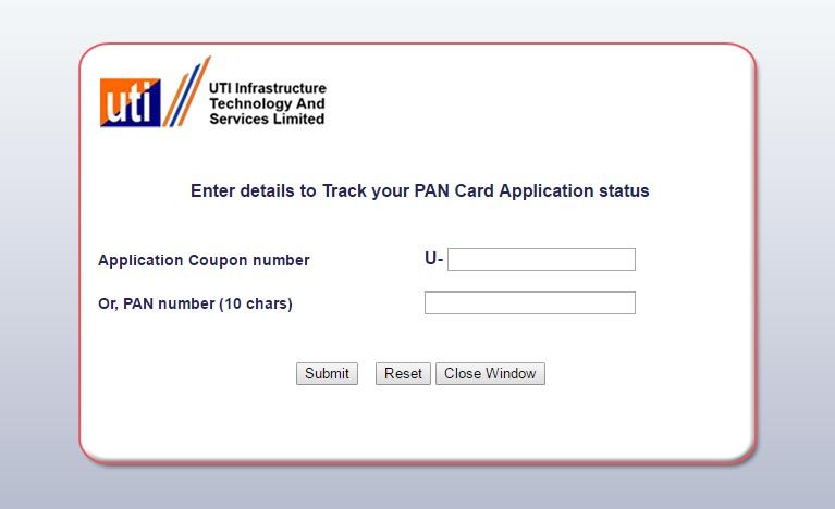 Checking Your Pan Card Status Online Is Very Simple Here We Will Cover The Steps For Applications Made Via Nsdl As Well As Uti To Check Status Cards Online