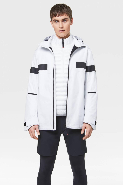 Bogner Fire + Ice Raul Functional jacket in White for Men