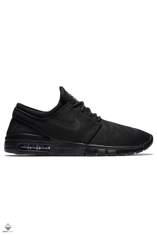 Buty Nike Stefan Janoski Max Prm Black Black Photo 807497 004 Nike Stefan Janoski Stefan Janoski Max Stefan Janoski