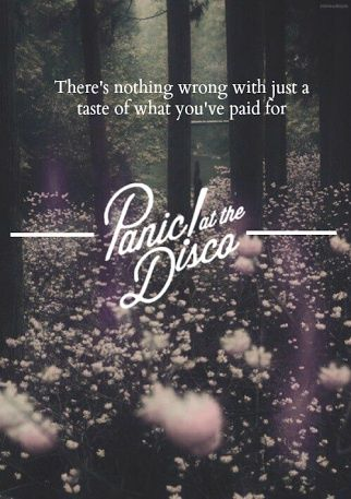 Aesthetic Computer Wallpaper Fall Out Boy Brendon Urie Floral P Atd Panic At The Disco