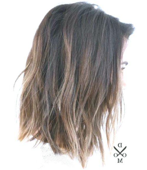 80 tagli di capelli sensazionali di media lunghezza per ...