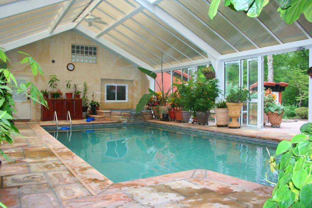Conservatory Pool Cover Www Conservatorycraftsmen Com Swimming Pool Designs Pool Cover Pool Enclosures