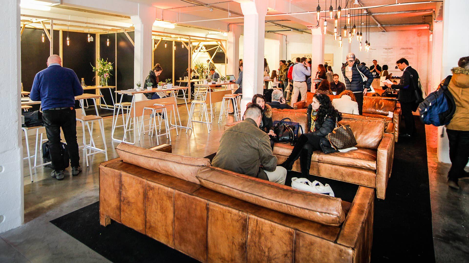 Vip Lounge Design