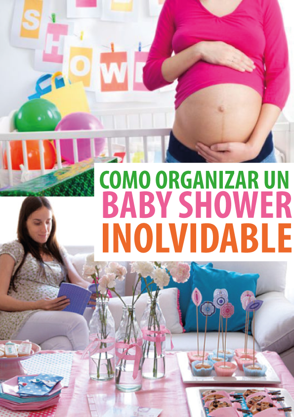 Como Organizar Un Baby Shower Inolvidable Manualidades Pinterest