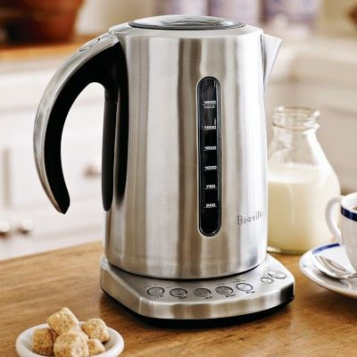 Breville Variable Temperature Tea Amp Coffee Kettle Electric Tea Kettle Tea Kettle Stovetop Kettle
