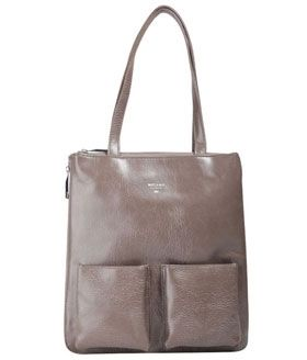 Matt & Nat Epea Tote Taupe - Sophisticate and functional!
