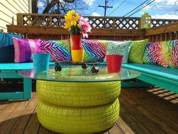 Outdoor Furniture Ideas 20 amazing diy garden furniture ideas you can make for your home
