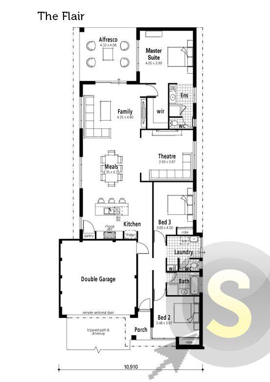 Smart Homes - The Flair Home Design | HP Perth WA | Pinterest ...