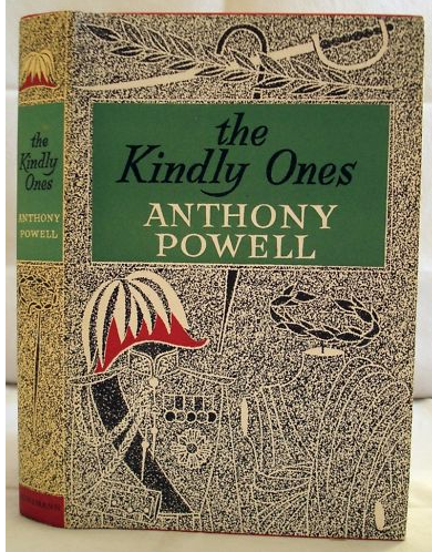 Is It Is It Is It Powells Books Vintage Book Covers Anthony Powell