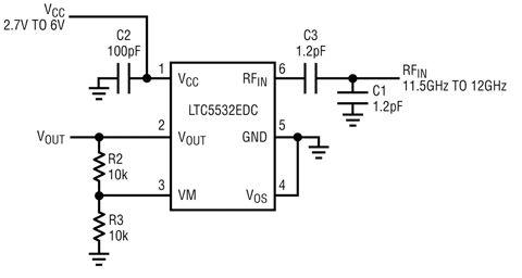 rf peak detector circuit free electronics circuits circuit rh pinterest com