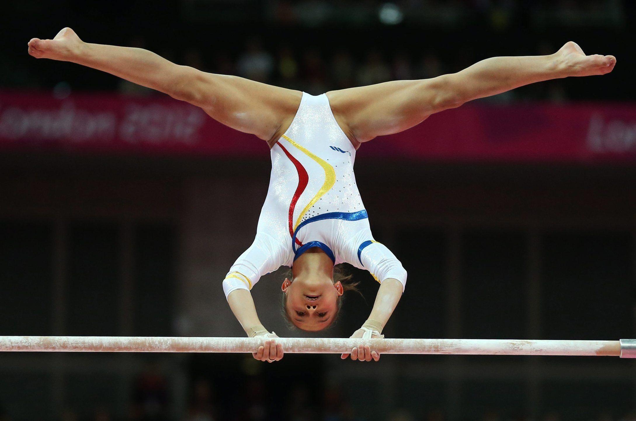 спортивная гимнастика фотографии отсутствии канекалона