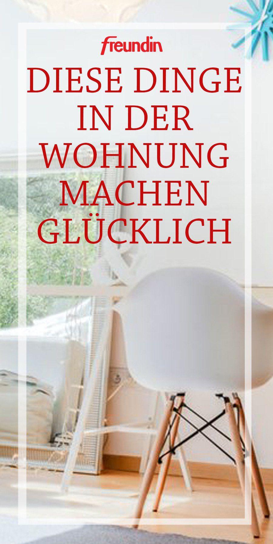 Diese 9 Dinge in Ihrer Wohnung machen glücklich | freundin.de