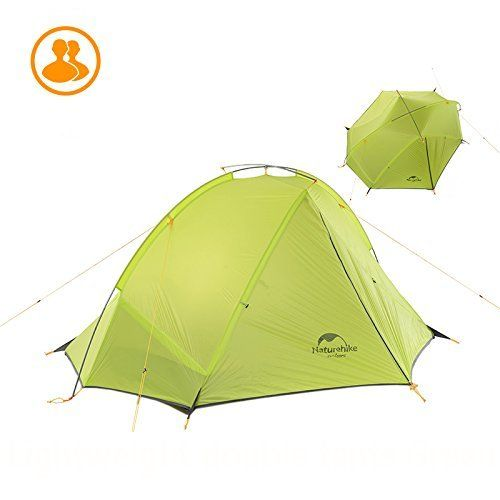 Naturehike 12 Person Ultralight Backpacking Tent Outdoor C&ing Single Layer Waterproof TentDark blue and Green color PersonGreen * See this great product.  sc 1 st  Pinterest & Pin by Santana Sebastian on Camping | Pinterest | Waterproof tent ...