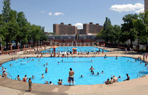 Central Park Swimming Pool Google Search Next Conquest To Add Mermaids To Jefferson Pool Harlem Pool Cool Swimming Pools Fish Pool