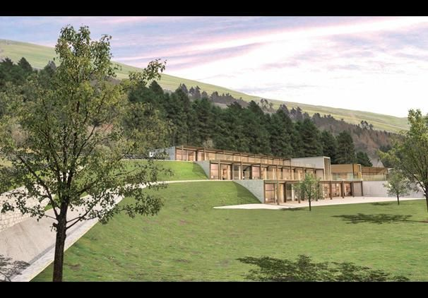 Halliday Clark submits expansion plans for religious retreat | News | Architects Journal