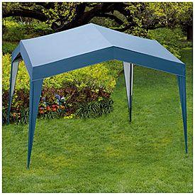 10 X 10 Backyard Canopy At Big Lots Backyard Backyard Canopy