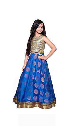 f1bac2530 GREAT+INDIAN+SALE+Special+Kids+Wear+Girls+Lehenga+Choli+/+Chaniya+Choli+ Wedding+&+Festival+Wear+(12+–+15+Years)