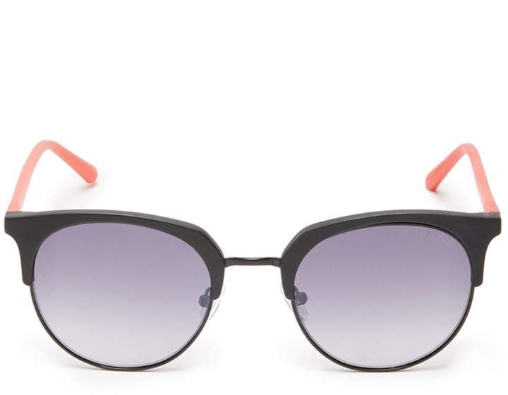 da69263f6 GUESS Women's Danny Eye Candy Round Sunglasses | Sunglasses ...