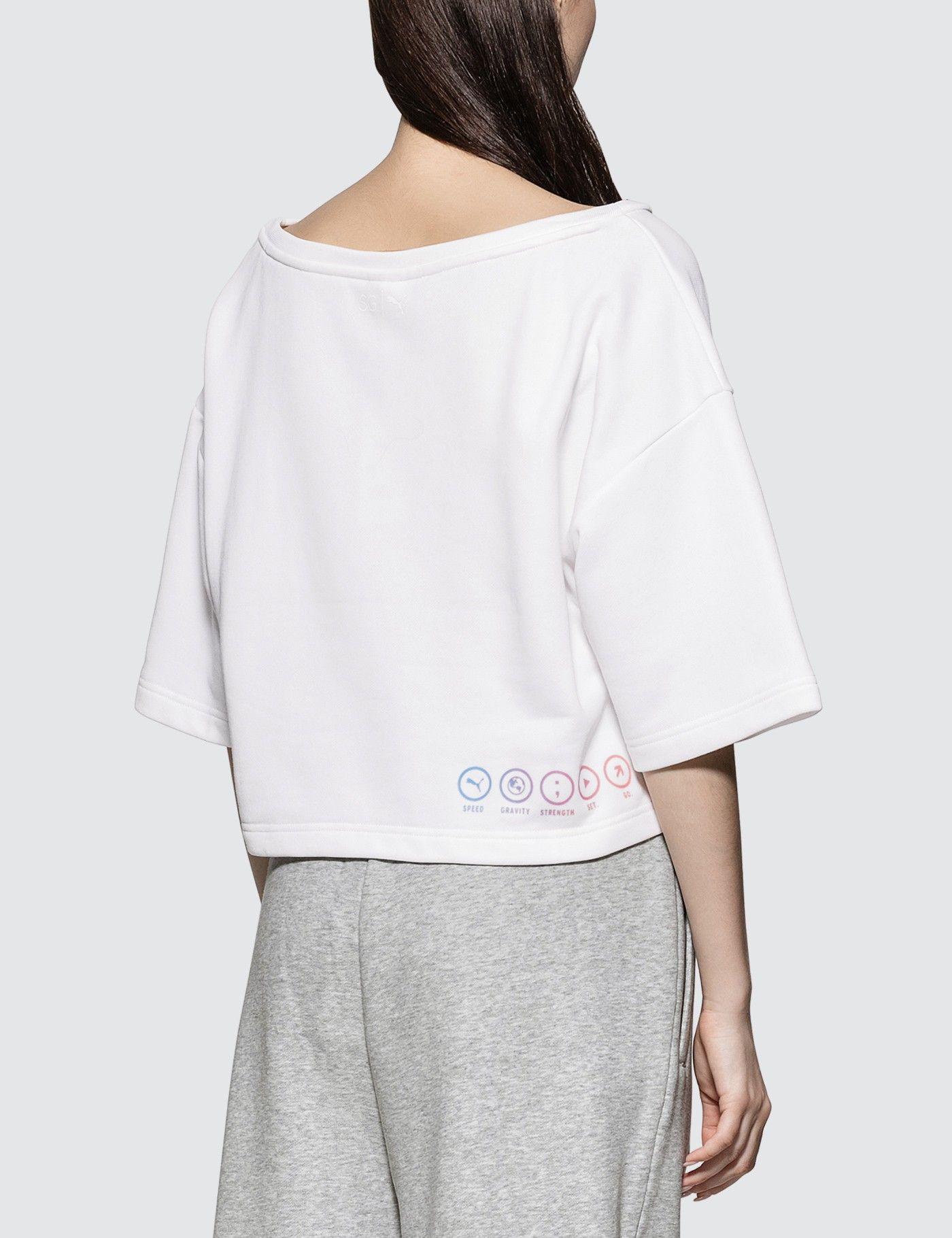 Predownload: Puma Puma X Selena Gomez Sweatshirt Hbx Shopping Outfit Puma X Sweatshirts [ 1820 x 1400 Pixel ]