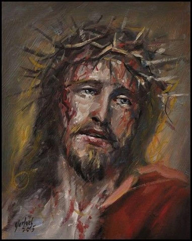 Jesus Couronne D Epines Jesus Jesus Christ Art Religieux Et