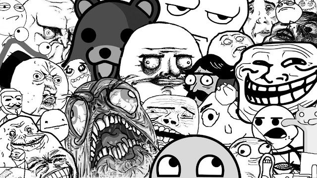 Collage De Memes Humor Imagenes Graciosas Memes Memes Especiales Character Wallpaper Funny Facebook Cover Snowman Wallpaper