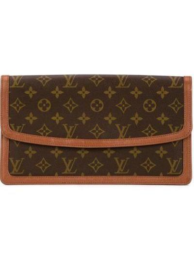 LOUIS VUITTON VINTAGE  Dame GM  clutch  handbag  louisvuitton  women   designer  covetme  louisvuittonvintage eb004f9fe