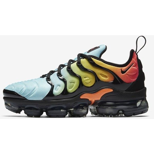 a57de1b75cf74 Nike Air VaporMax Plus Women s Shoe. Nike.com ( 100) ❤ liked on Polyvore  featuring shoes