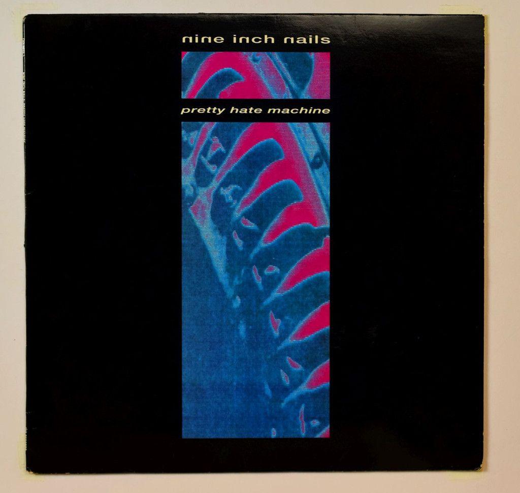 Nine Inch Nails | Pretty Hate Machine | Album Cover Research ...