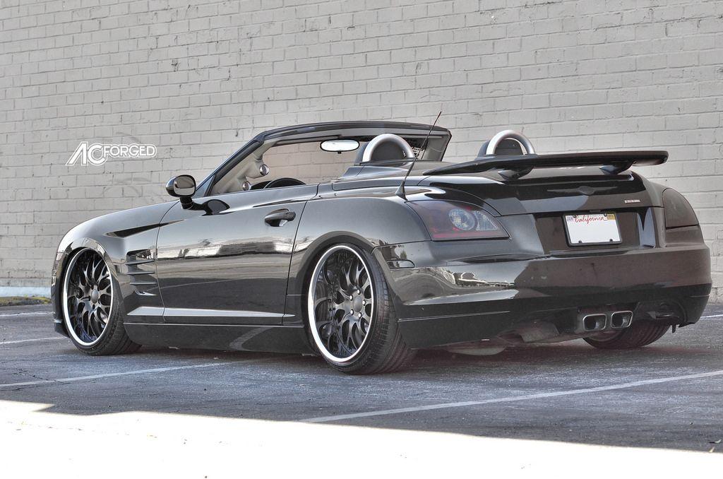 Photo 2 Chrysler Crossfire Custom Wheels Ac 313 19x9 0 Et Tire