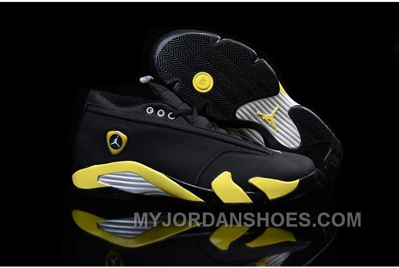 super popular d8b73 efd44 Nike Air Jordan 14 Retro Low Thunder DfbBE | Air Jordan 14 ...