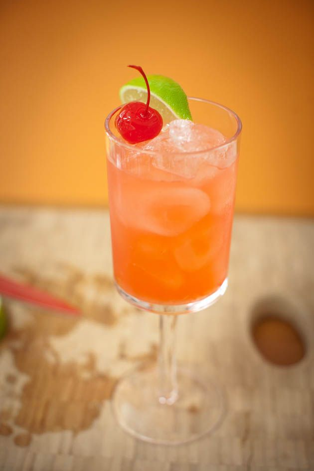 Cherry limeade gin or vodka lime juice simple syrup for Drinks with simple syrup and vodka