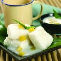 Kue Gemblong Kicak Tegal Indonesia Dessert Resep Masakan Indonesia Resep Makanan Penutup Makanan Enak