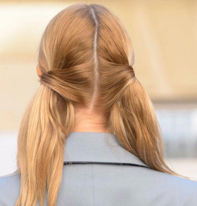 Quelles coiffures sous mon ? Long hair styles, Up