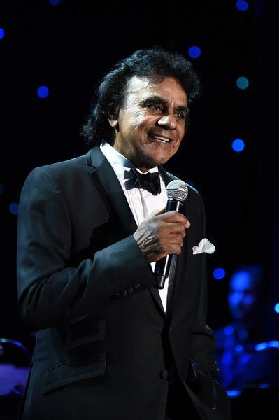 Johnny Mathis Photos: Pre-GRAMMY Gala And Salute To Industry Icons Honoring Martin Bandier - Show