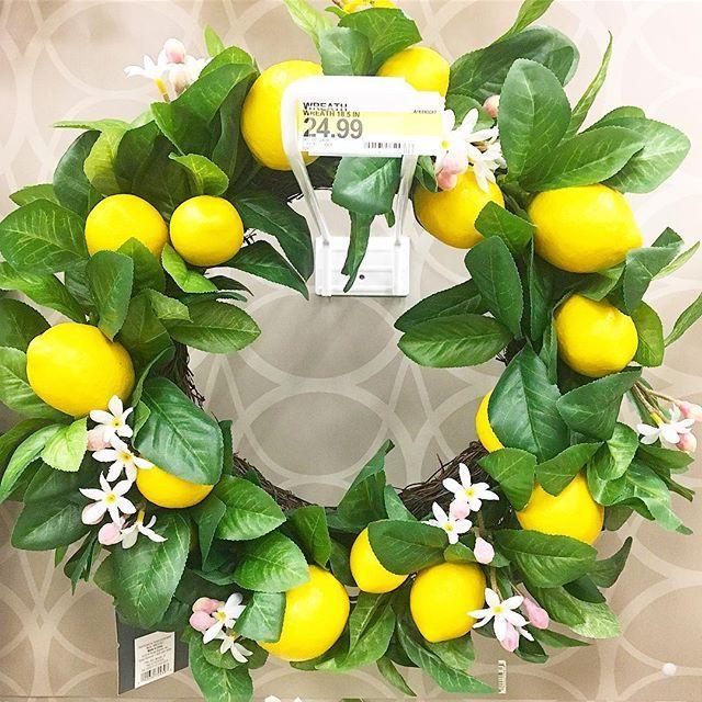 Lemon Kitchen Decor At Target: Lemontreestudio's Picture