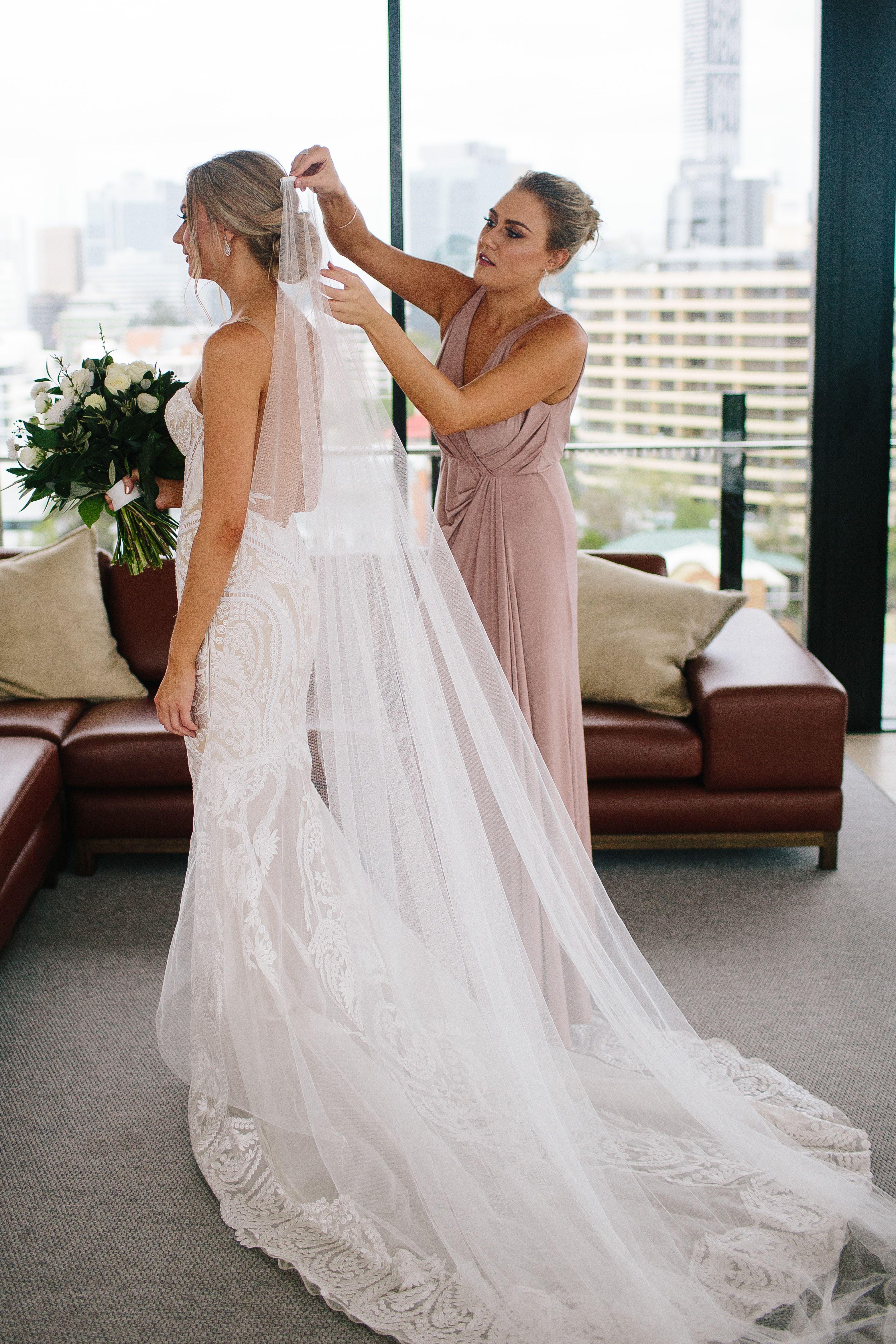 Rosy Latte Bridal Party | Bridal parties, Latte and Bridal dresses